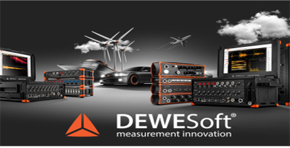 DEWESoft cooparation